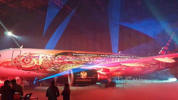 What a fantastic aircraft to add to Brussels Airlines Belgian Icons